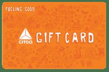 CITGO Gas Gift Card